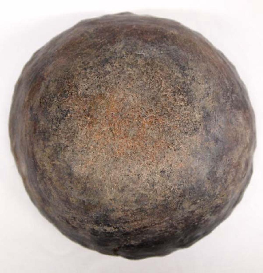 1920 Native American San Juan Pottery Bowl - 3