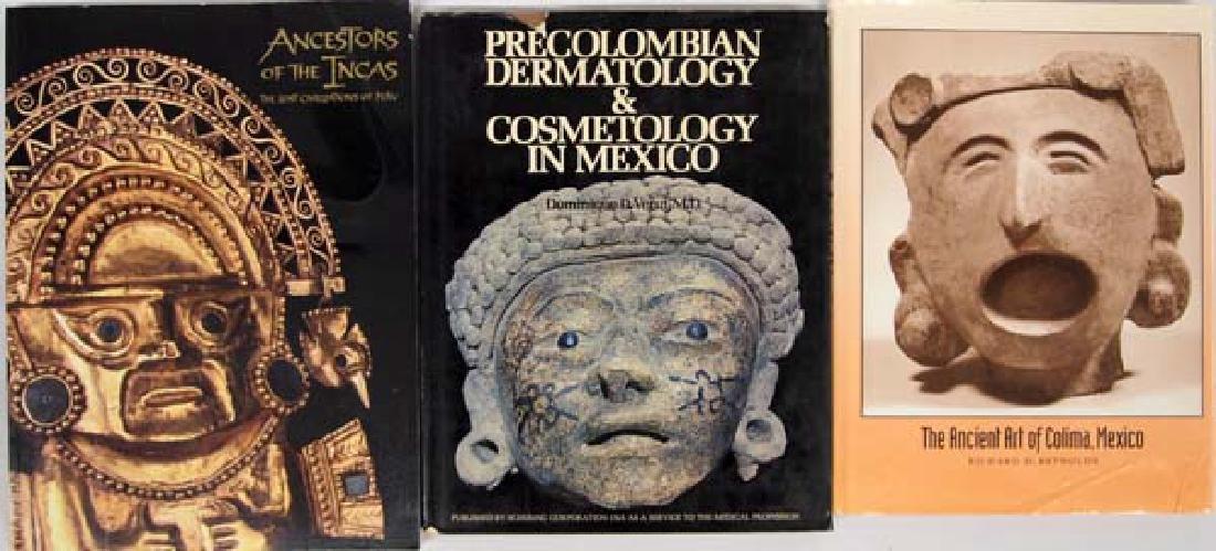 Reference Books,PreColumbian-Inca-Colima Interest