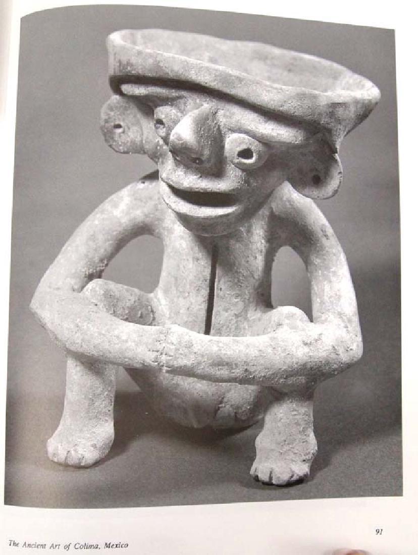 Reference Books,PreColumbian-Inca-Colima Interest - 6