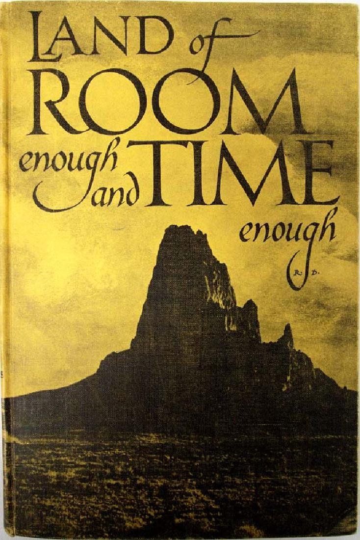 Land of Room Enough and Time Enough by R E Klinck