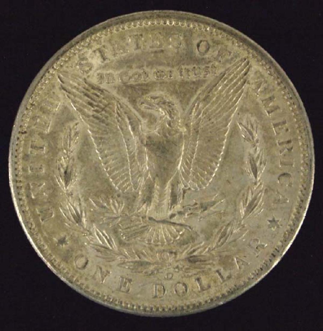 1901-O Morgan Silver Dollar - 2