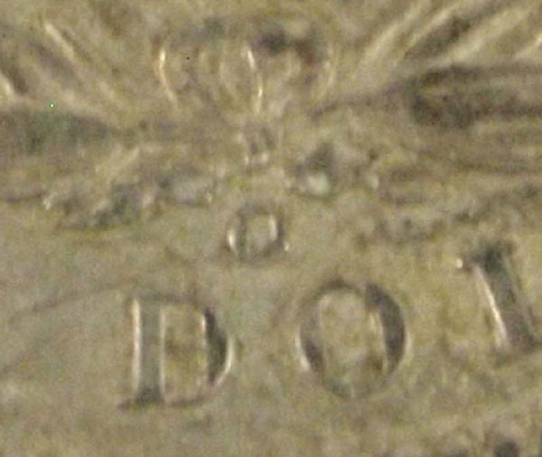 1901-O Morgan Silver Dollar - 3