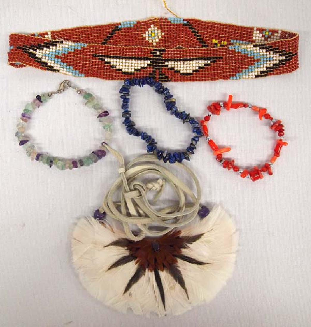 Vintage Southwestern Jewelry, Some Native American