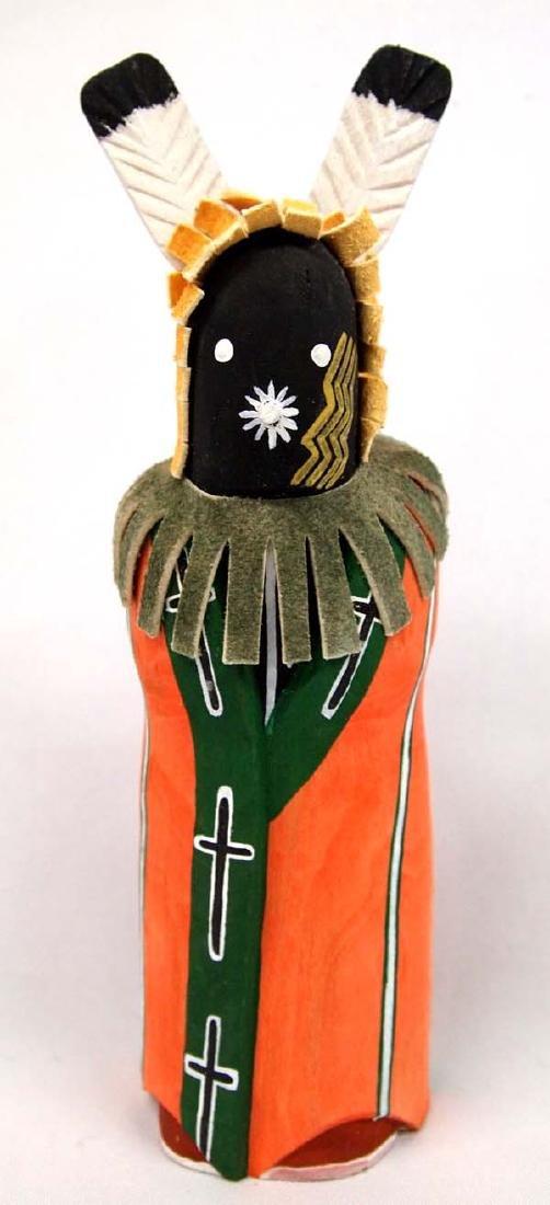 Hopi Monster Slayer Kachina by Dennis Pioche