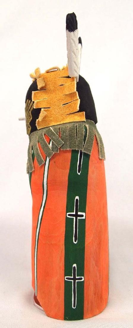 Hopi Monster Slayer Kachina by Dennis Pioche - 2