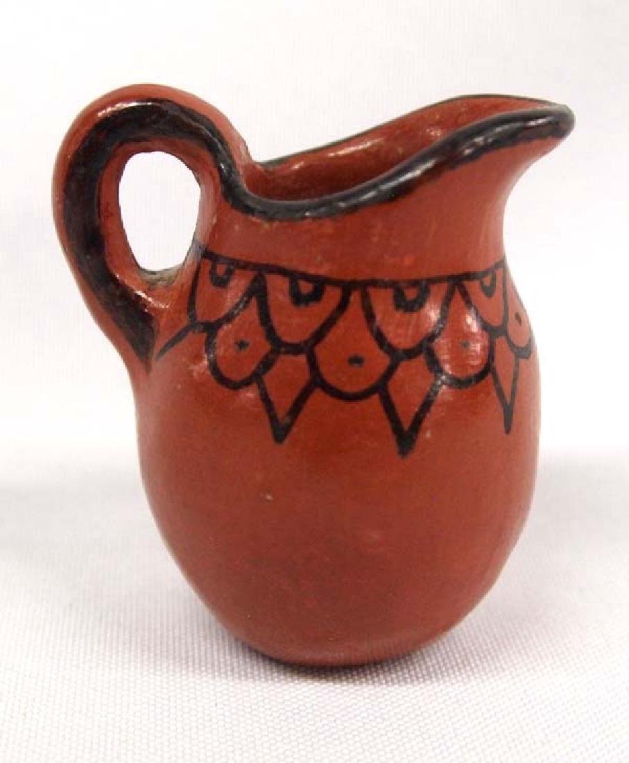 Vintage Maricopa Miniature Pottery Pitcher
