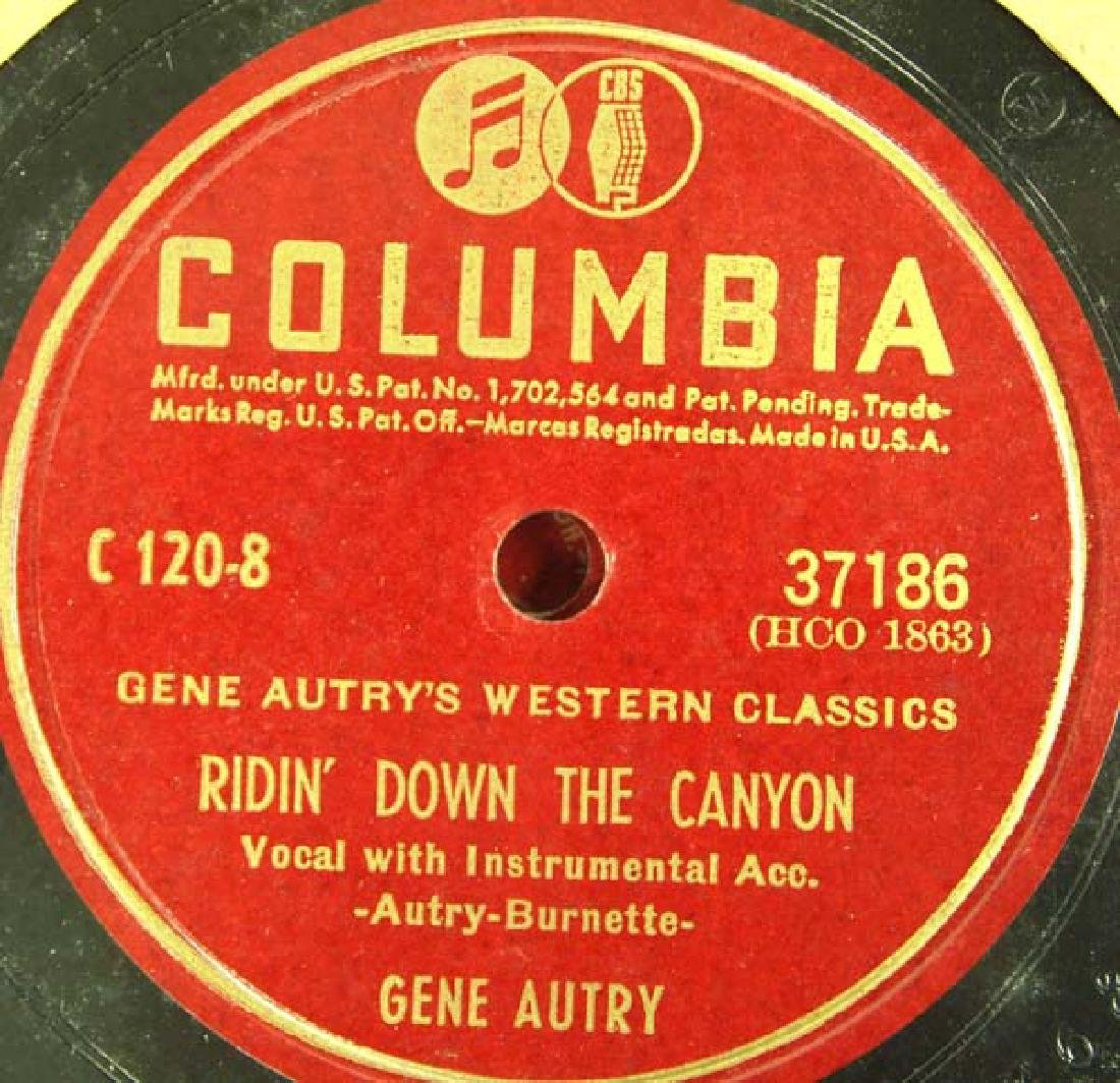 Vintage Gene Autry's Western Classics, 4 Album Set - 4