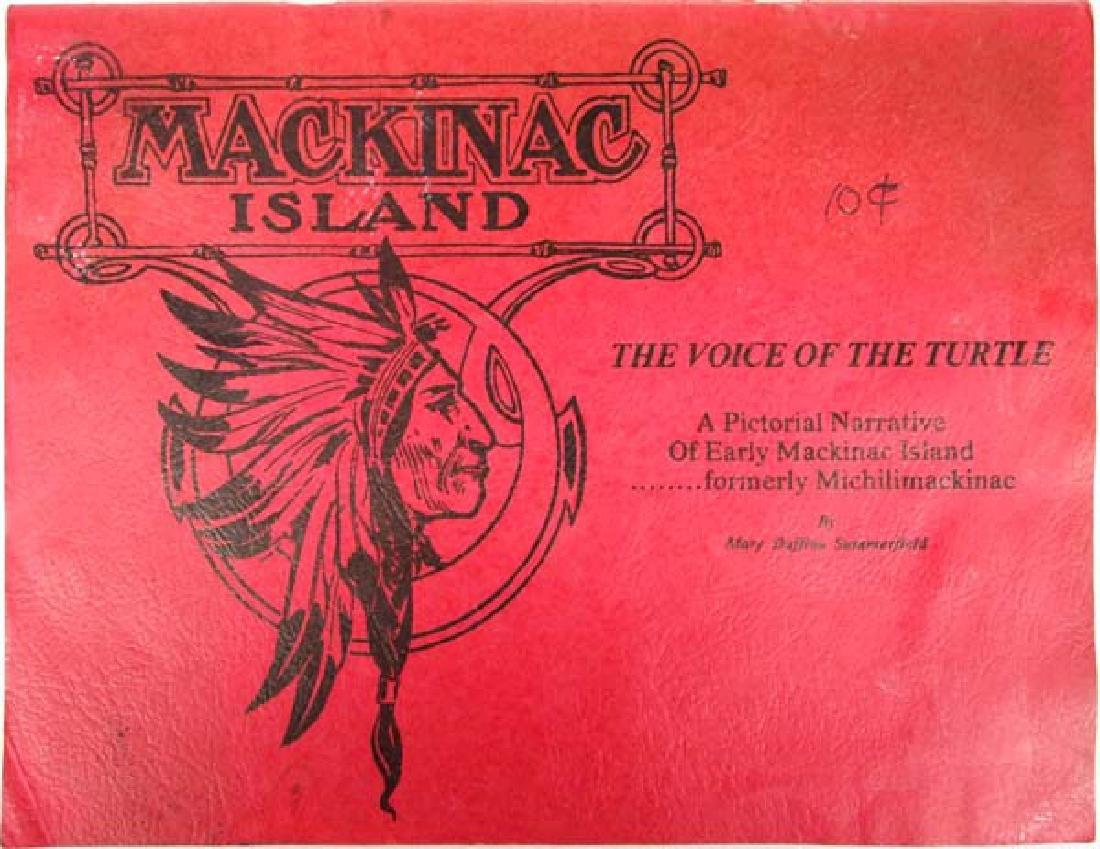 1975 Mackinac Island Pictorial Narrative, Softback