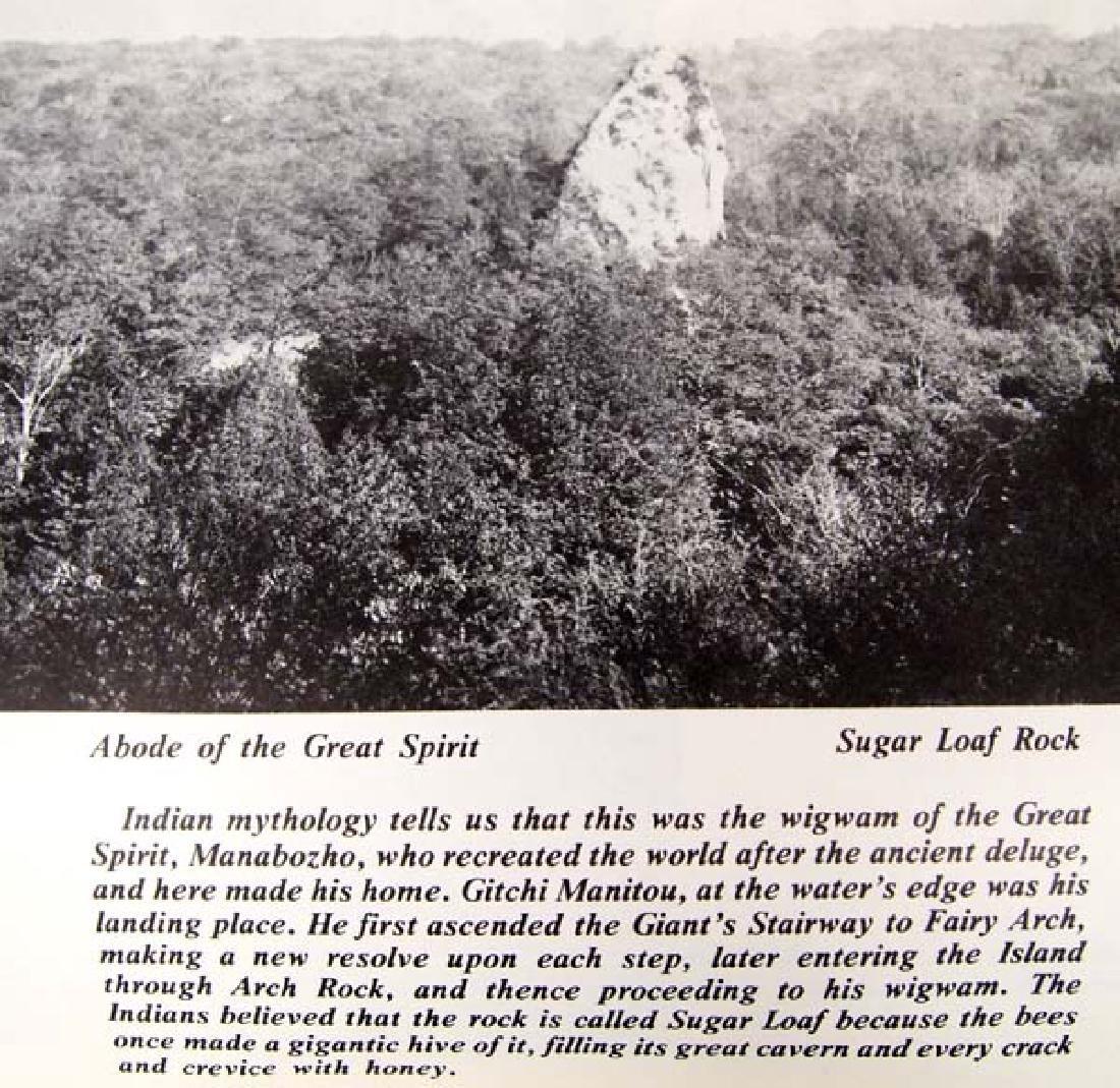 1975 Mackinac Island Pictorial Narrative, Softback - 4