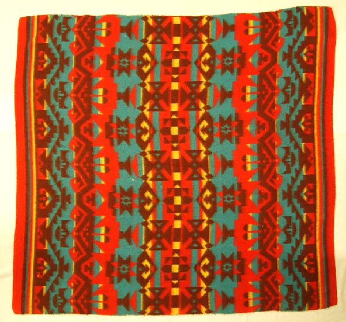 Vintage Beacon Cowboy Camp Blanket