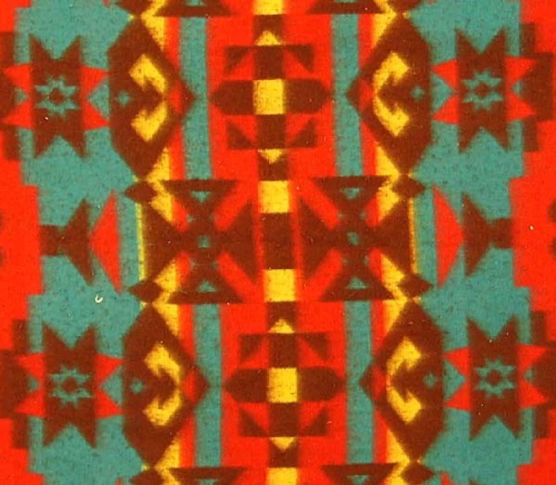 Vintage Beacon Cowboy Camp Blanket - 2