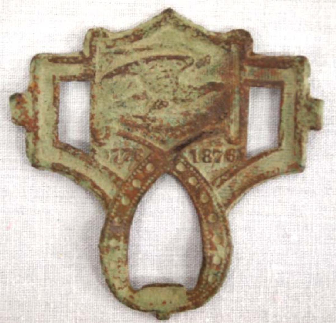 Ft. Buford Commemorative Military Insignia
