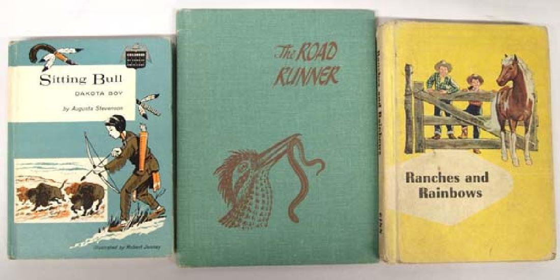 3 Vintage Children's Books, Southwest Interest