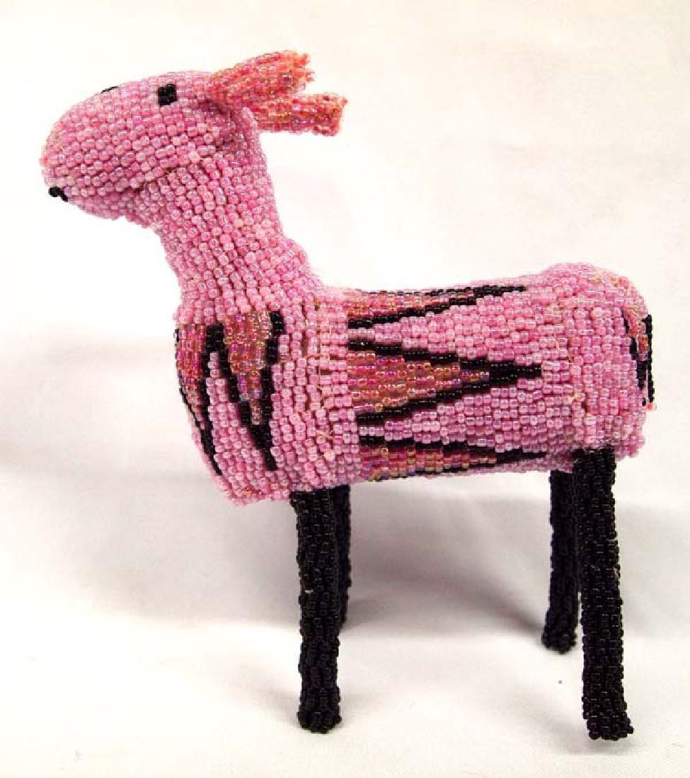 Fully Beaded Llama