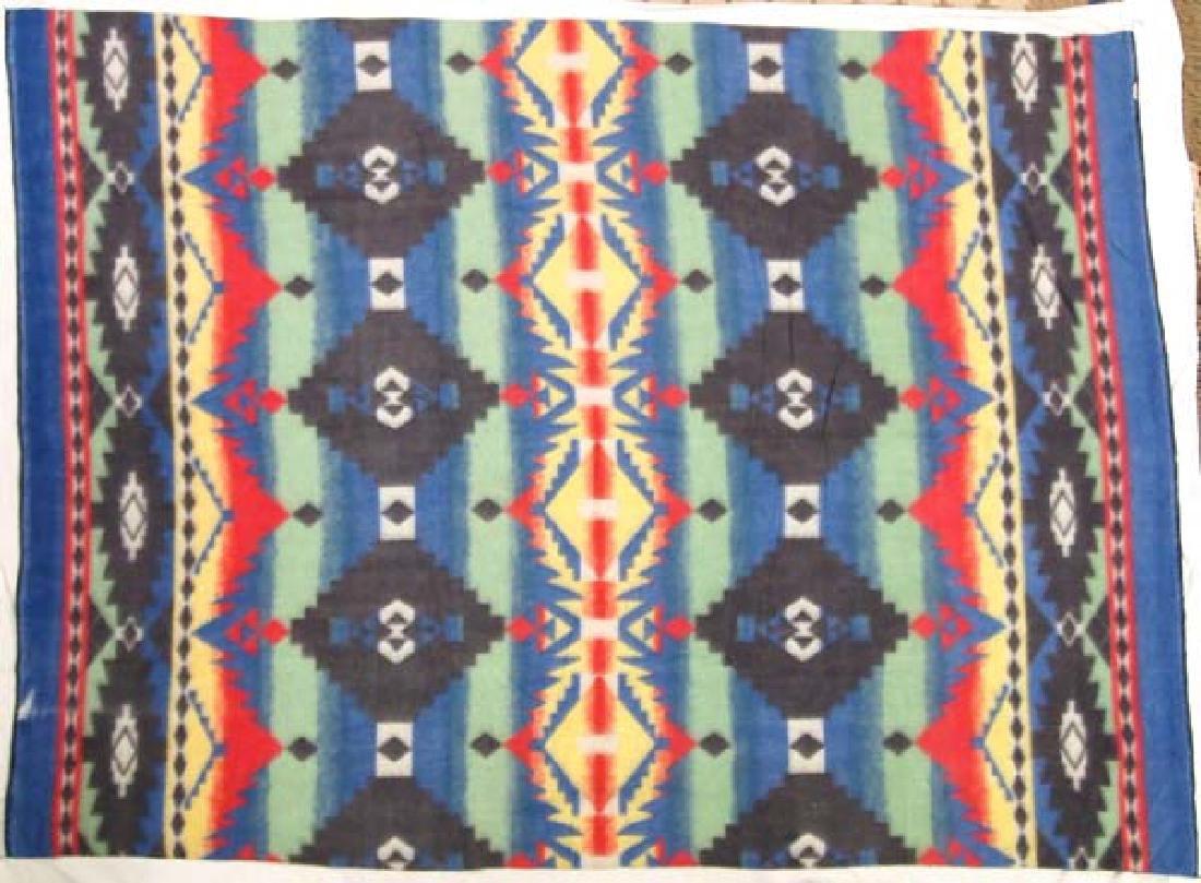 Vintage Cabin Blanket