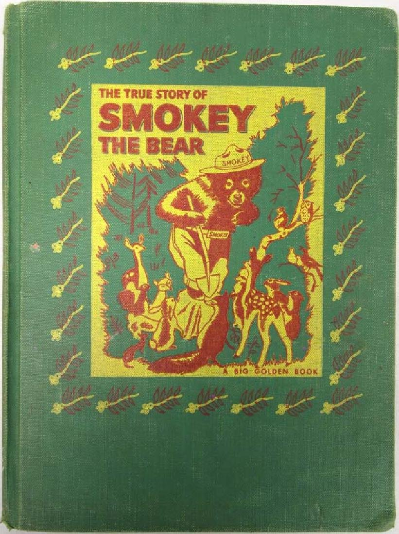 The True Story of Smokey the Bear by Werner-Watson