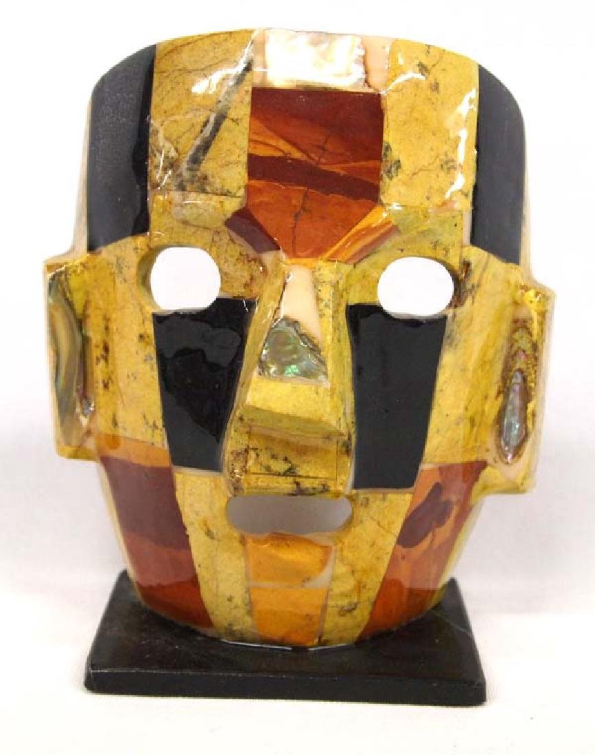 Mexican Stone Mask, 6 in. S&H $14