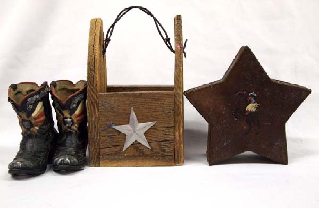 Cowboy Collectables 8in H SH $14