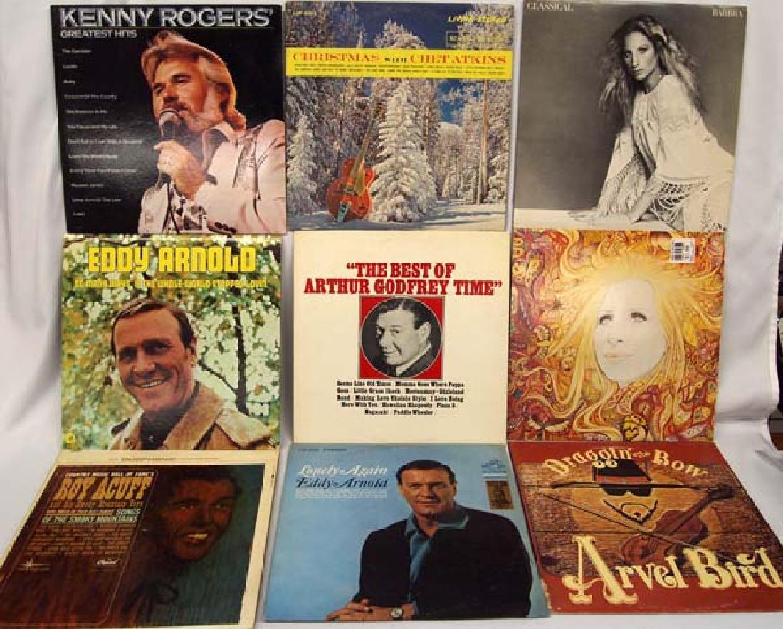 9 Record Albums SH $8