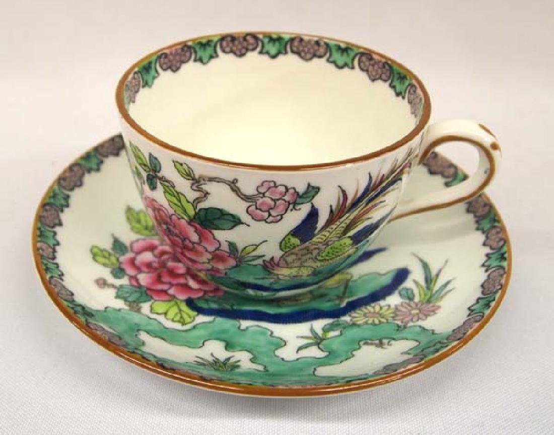 China Cup & Saucer 5.5in D SH $12