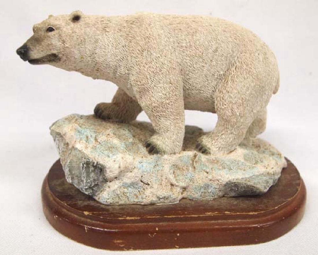 Bear Sculpture 4in H SH $8