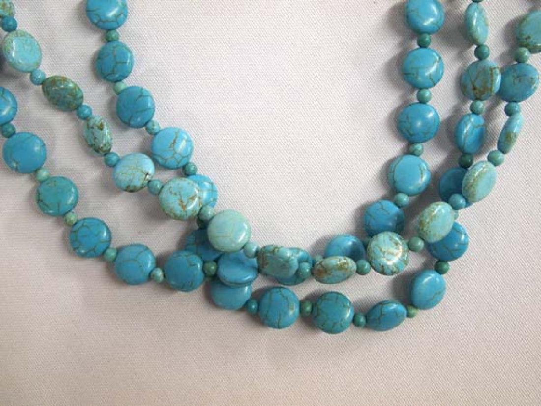 Necklace, 26 in. S&H $8