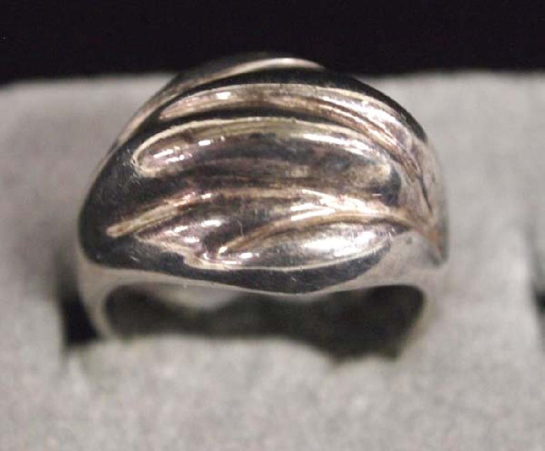 Sterling Ring, Size 8.5, S&H $8