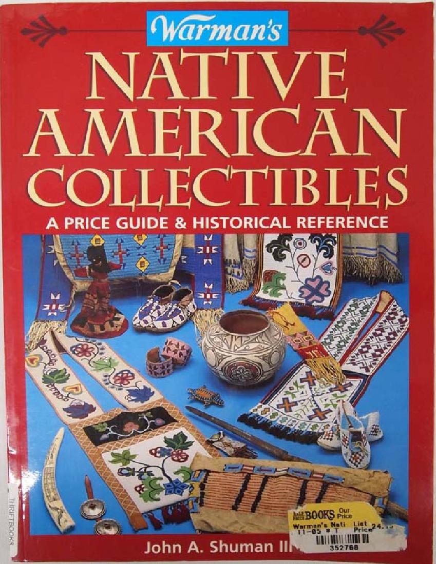 Book Native American Collectables SH $5