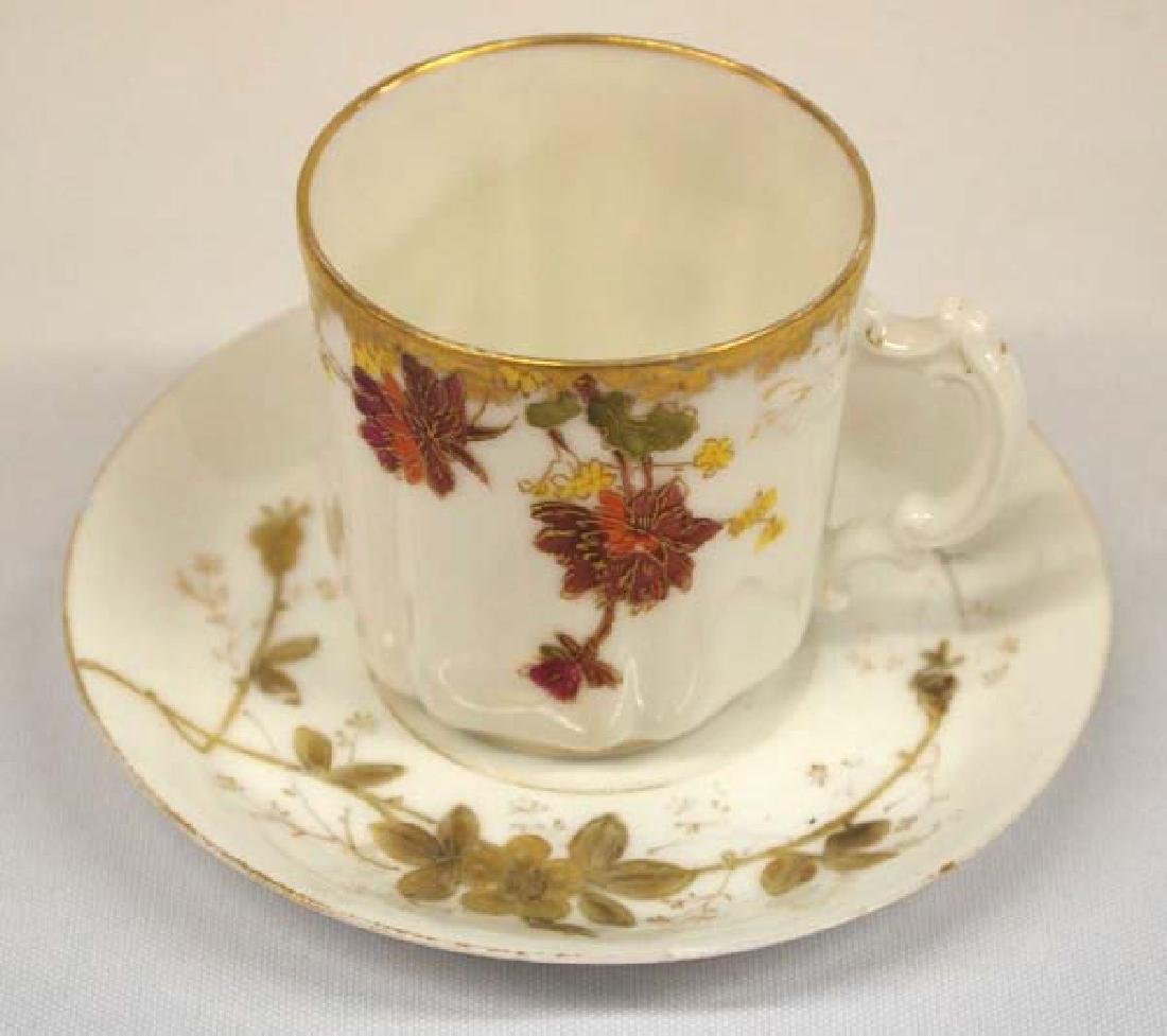 China Cup & Saucer 4 in D SH $8