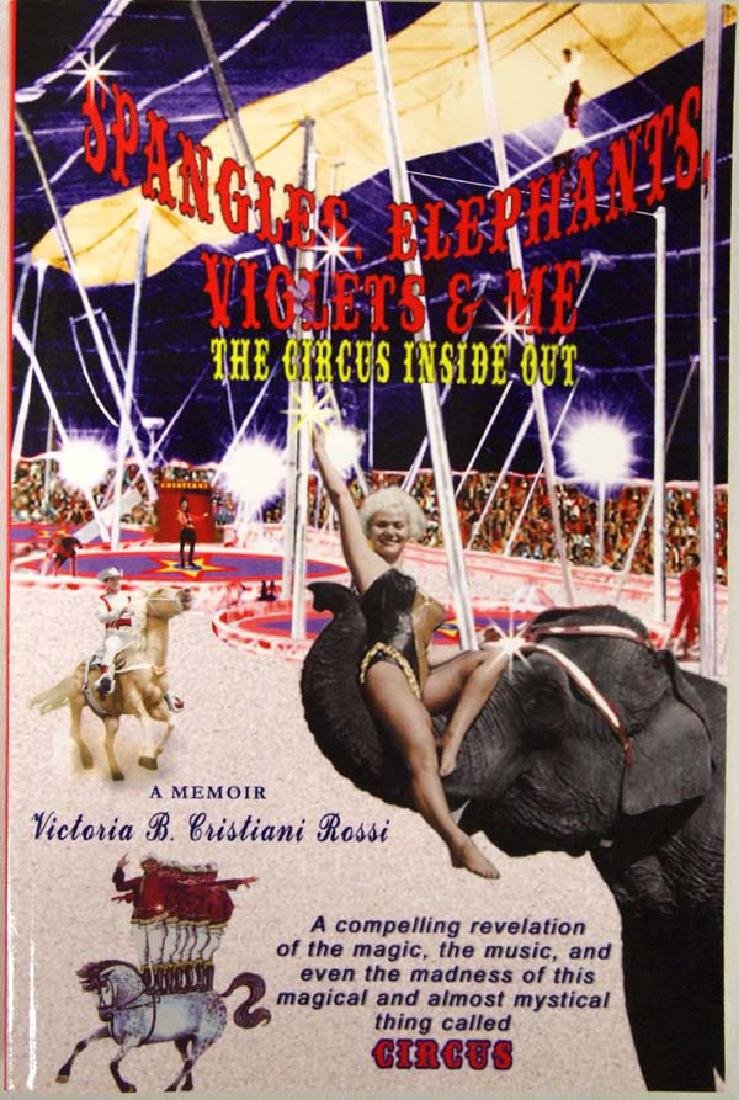 Book The Circus Inside Out 9in T SH $8