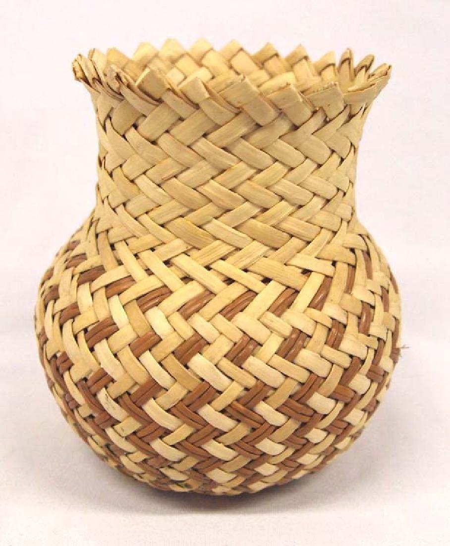 Tarahumara Basket 5in H SH $6