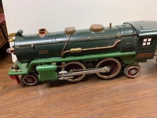 Lionel standard guage train set 390E restored