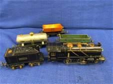 Lionel O Gauge 5 Piece Toy Train Set