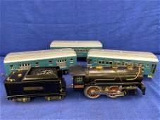 Lionel 5piece Standard Gauge Train Set