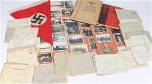 German Third Reich mixed lot Jahrbuch Der Deutschen