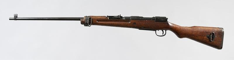 Japanese WWII Type 99 Bolt Action Rifle