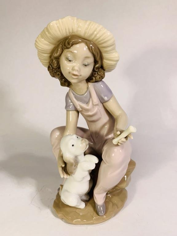 Lladro Friends Forever #6680