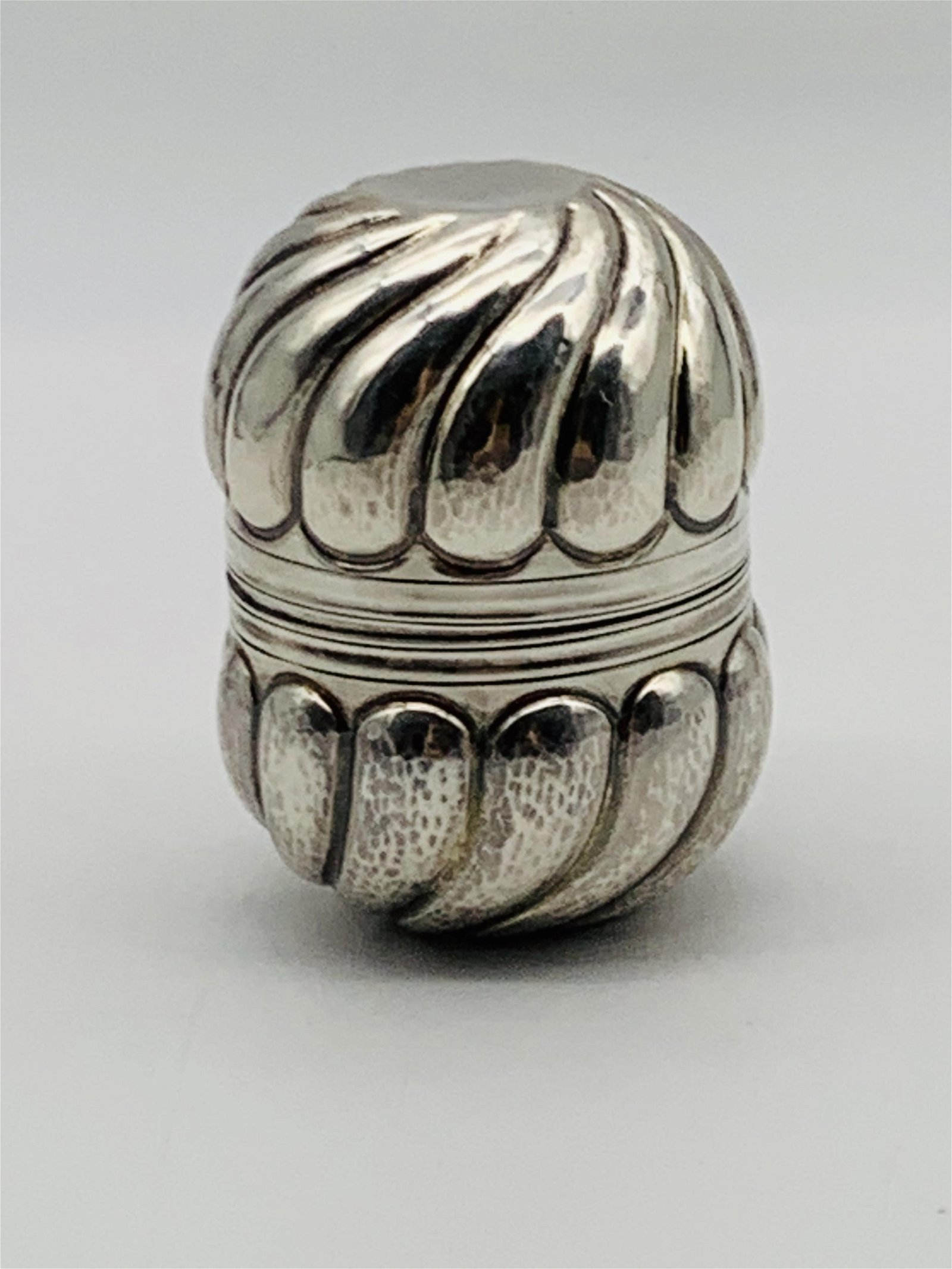 Modern Solomon Joel Phillips Silver Double Beaker