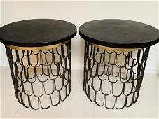 2 Arterior Orleans Loop Occasional Tables