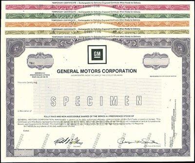 20: General Motors Corp. Assortment