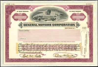 22: General Motors Corp. Production File,