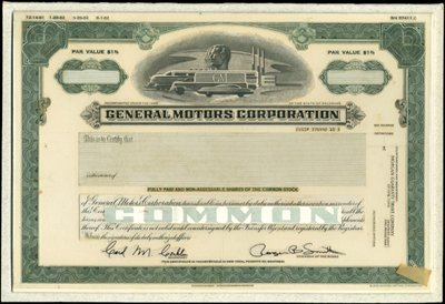 23: General Motors Corp. Production File,