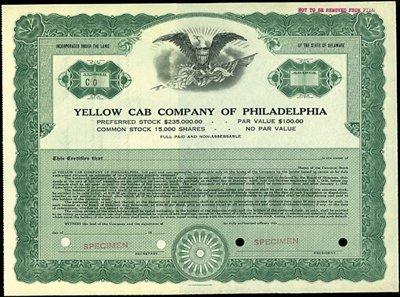 55: Yellow Cab Company of Philadelphia,