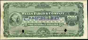 1750: U.S. Wells Fargo and Company.