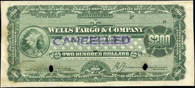 1750: U.S. Wells Fargo and Company.