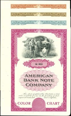 1866: U.S. Color Charts from ABNC.