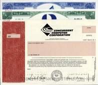 341: U.S. Computer Company Stocks (12).