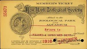 596 New York US New York Zoological Society