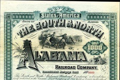 916: The South & North Alabama Railroad Co.