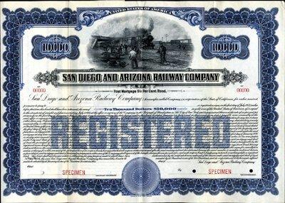 924: California. U.S. San Diego and Arizona Railway Co.
